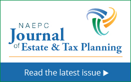 NAEPC Journal of Estate & Tax Planning